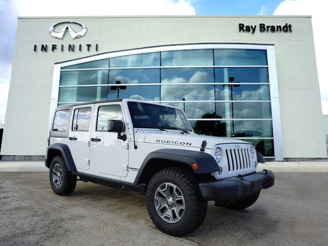 Pre-Owned 2015 Jeep Wrangler Unlimited Unlimited Rubicon 4WD