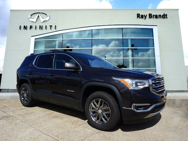 Pre Owned 2017 Gmc Acadia Slt Fwd 4 Dr Suv In Metairie J427b Ray