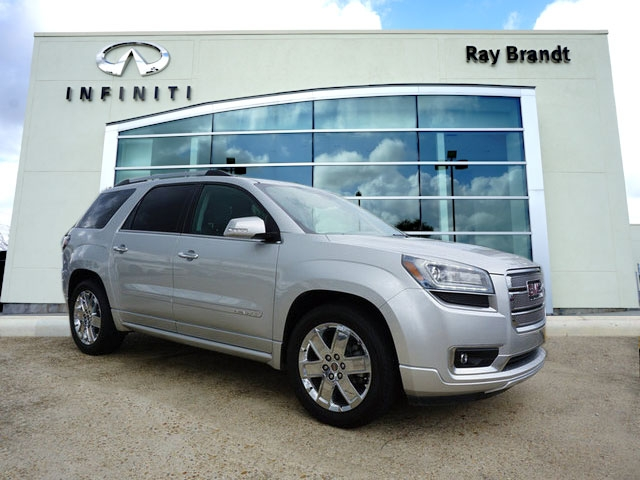 Pre-Owned 2016 GMC Acadia Denali FWD