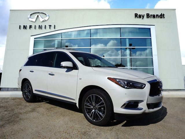 Certified Pre-Owned 2018 INFINITI QX60 FWD