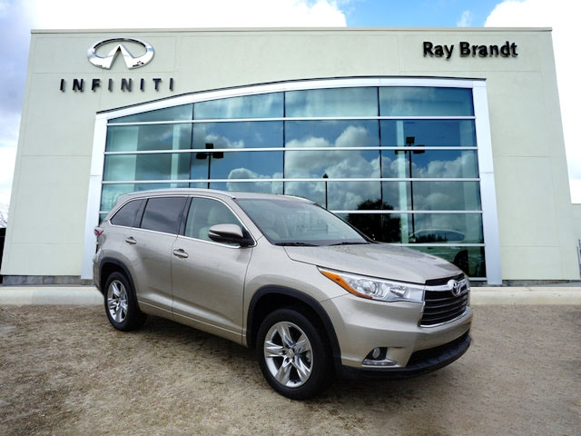 Pre-Owned 2015 Toyota Highlander Limited FWD