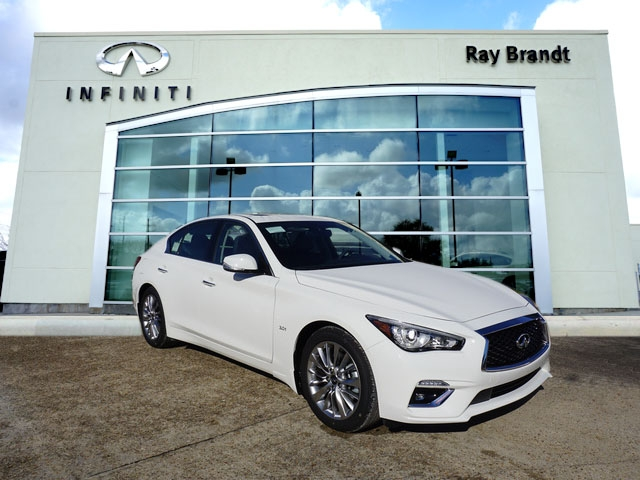 new 2019 infiniti q50 3 0t luxe sedan in metairie k411 ray brandt rh raybrandtinfiniti com