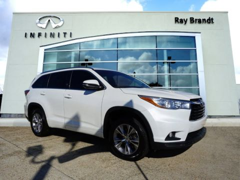Pre-Owned 2015 Toyota Highlander XLE FWD