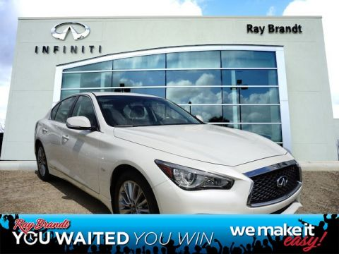 2018 INFINITI Q50 3.0t Luxury AWD