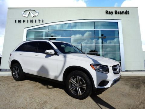 Pre-Owned 2016 Mercedes-Benz GLC GLC300 RWD
