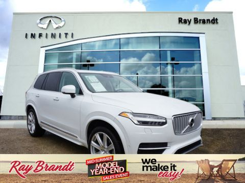 2018 Volvo XC90 T6 Inscription AWD 7-Pass